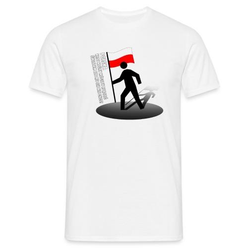 Polska to kraj... Koszulka męska - Koszulka męska