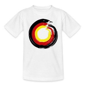 Deutschland - Teenager T-Shirt