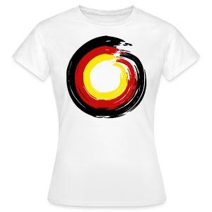 Deutschland - Frauen T-Shirt