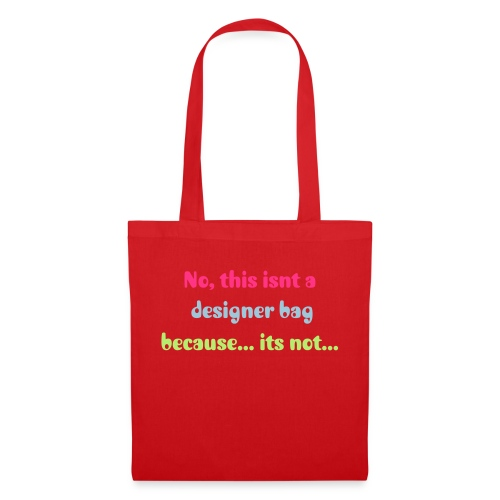 not so bad bag - Tote Bag