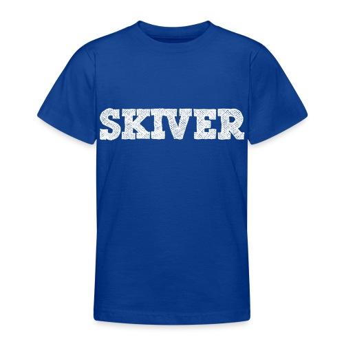 Skiver - Teenage T-Shirt