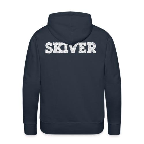 Skiver - Men's Premium Hoodie