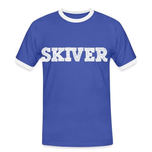 Skiver - Men's Ringer Shirt