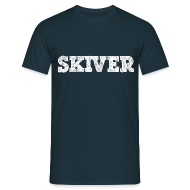 T-Shirts ~ Men's T-Shirt ~ Skiver