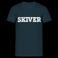 T-Shirts ~ Men's T-Shirt ~ Skiver