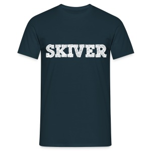 Skiver - Men's T-Shirt