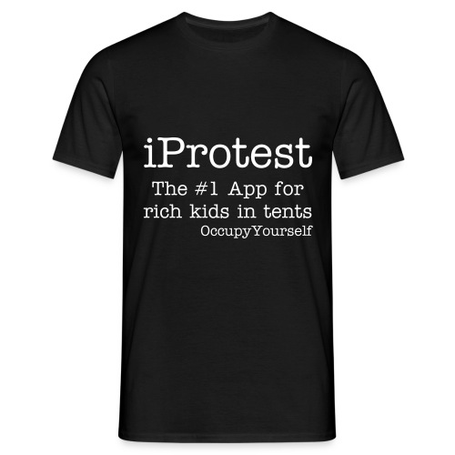 iProtest - Men's T-Shirt