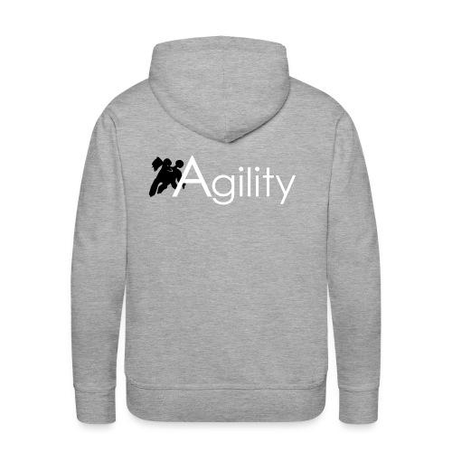 Agility - Männer Premium Hoodie