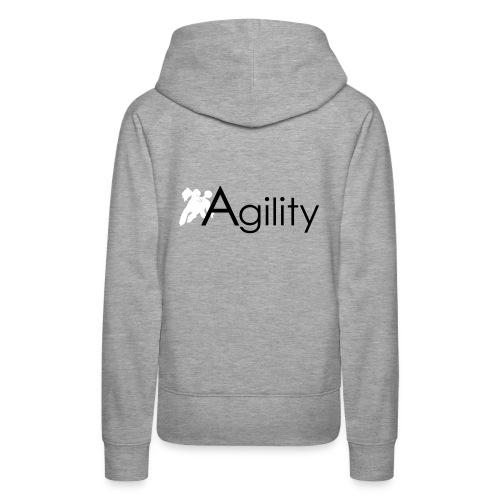 Agility - Frauen Premium Hoodie