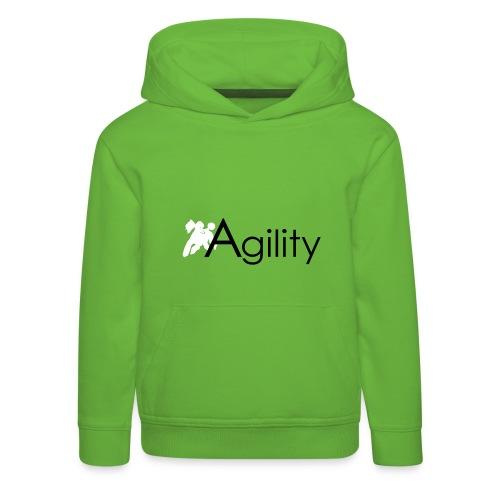 Agility - Kinder Premium Hoodie