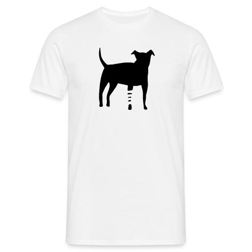 Canidius Classic white - Männer T-Shirt