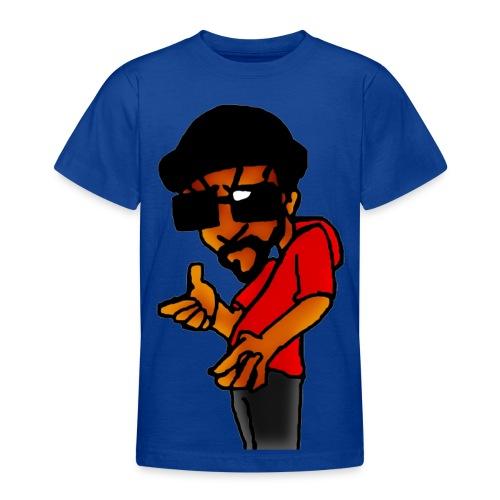 T shirt enfant rappeur - T-shirt Ado