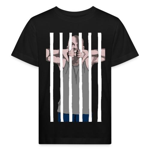 T shirt enfant prisonnier - T-shirt bio Enfant