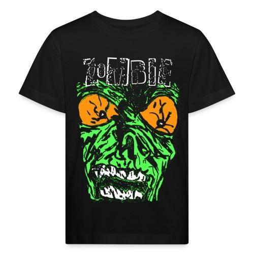 T shirt enfant zombie - T-shirt bio Enfant