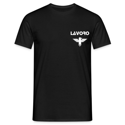 LAVORO SIMPLE TEE - T-skjorte for menn