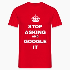 STOP ASKING AND GOGLE IT