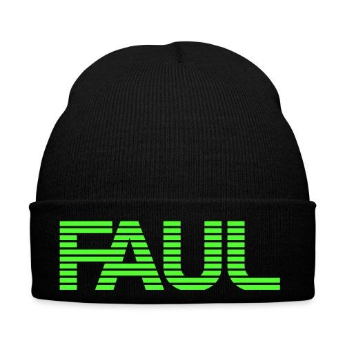 FAUL-Mütze - Wintermütze