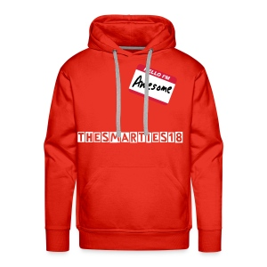 TheSmarties18 Jumper - Men's Premium Hoodie