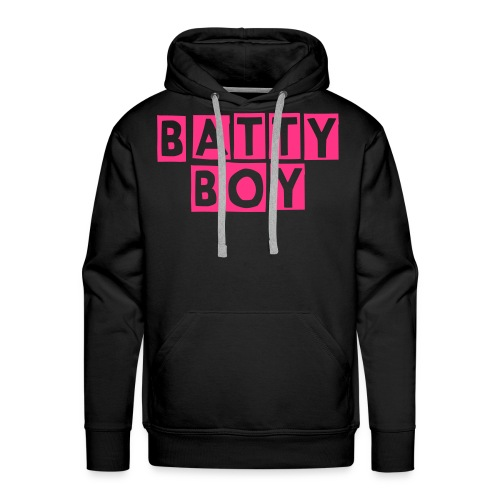 Batty Boy Hoody - Men's Premium Hoodie