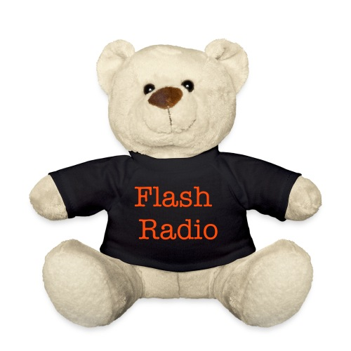 Flash Radio Teddy Bear - Teddy Bear