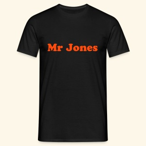 Mr Jones - Men's T-Shirt