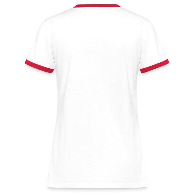 """""""BANG tidy"""" Womens Tshirt"""