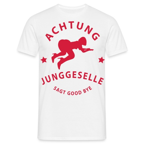 Good bye - Männer T-Shirt