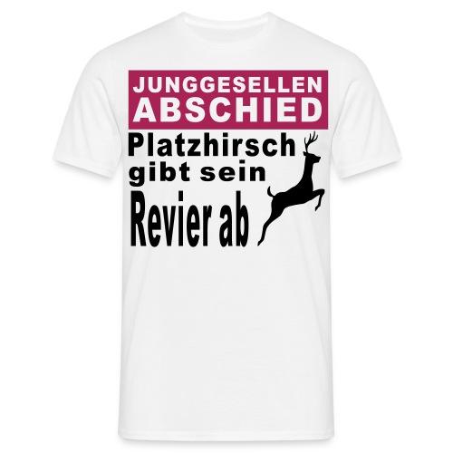 Revier - Männer T-Shirt