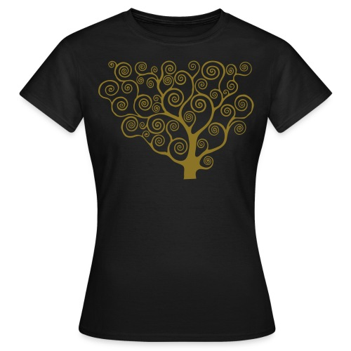 gustav 01 - Frauen T-Shirt
