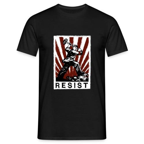 Resist - Männer T-Shirt
