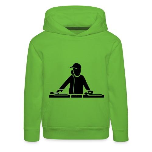 DanceClub-Radio - Kinder Premium Hoodie