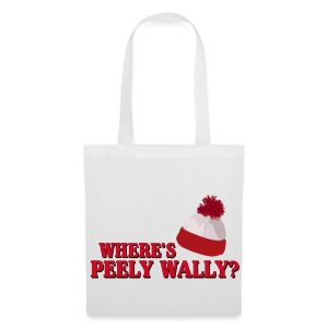 Where's Peely Wally? - Tote Bag