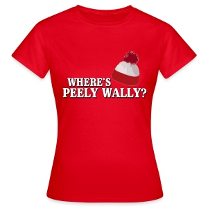 Where's Peely Wally? - Women's T-Shirt