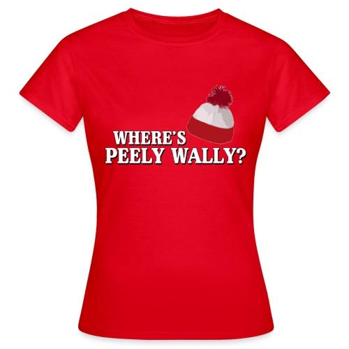 Where's Peely Wally? - Women's T-Shirt