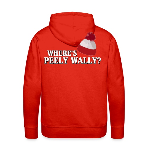 Where's Peely Wally? - Men's Premium Hoodie