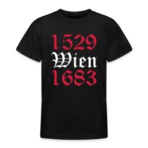 Wien 1529/1683 - Teenager T-Shirt
