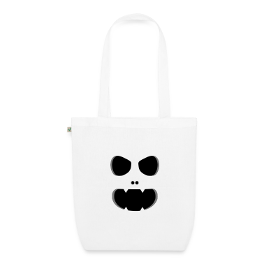 Ghost Monster Face Bags