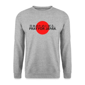 PRAY FOR JAPAN - Männer Pullover