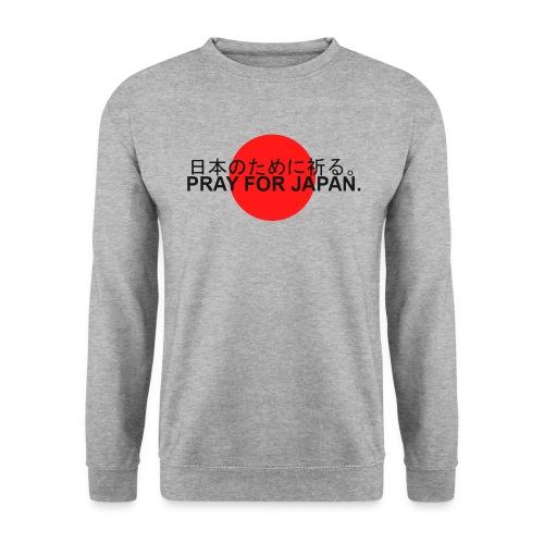 PRAY FOR JAPAN - Männer Pullover
