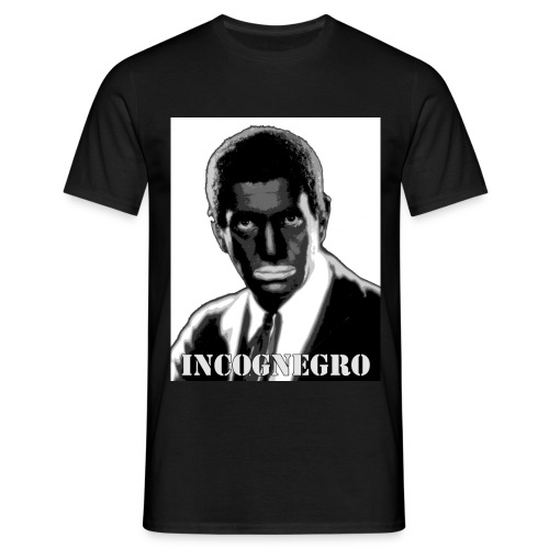 Incognegro - Men's T-Shirt