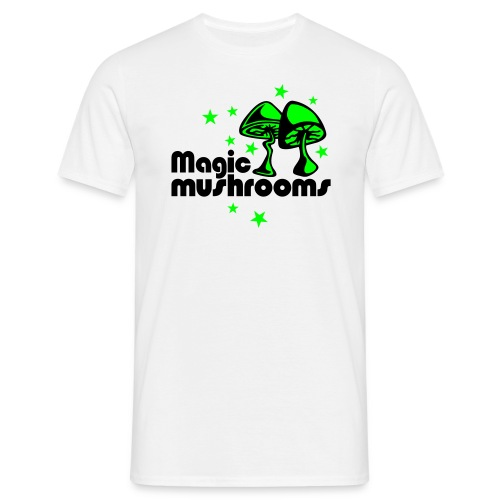 MUSHROOMS - T-shirt Homme