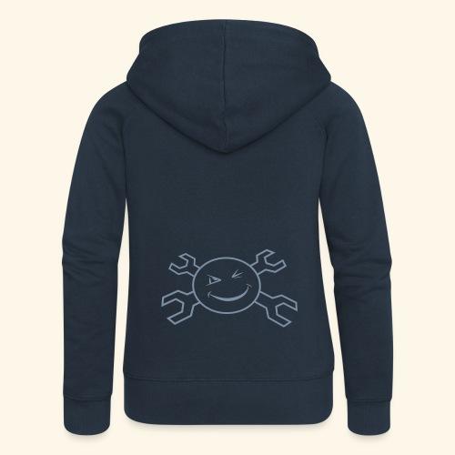 Khandra Sound Zipper Women's Hooded Jacket - Women's Premium Hooded Jacket