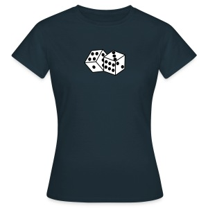 DICE T-Shirt - Vrouwen T-shirt