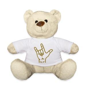 Fingerzeichen ILY - Teddy - Teddy