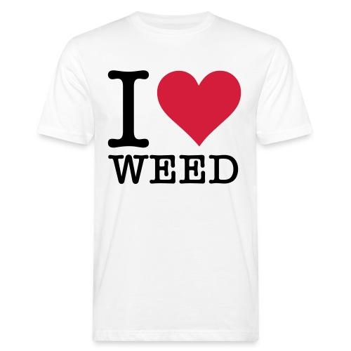 I love weed - Organic mænd