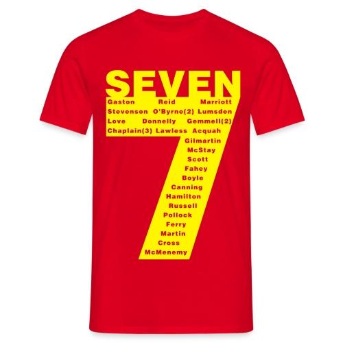 SEVEN  - Men's T-Shirt