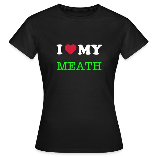 Women's T-Shirt - I love Meath