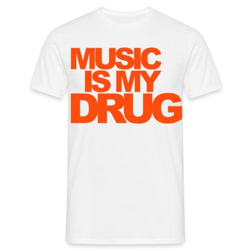 Drug T-shirt - T-shirt herr
