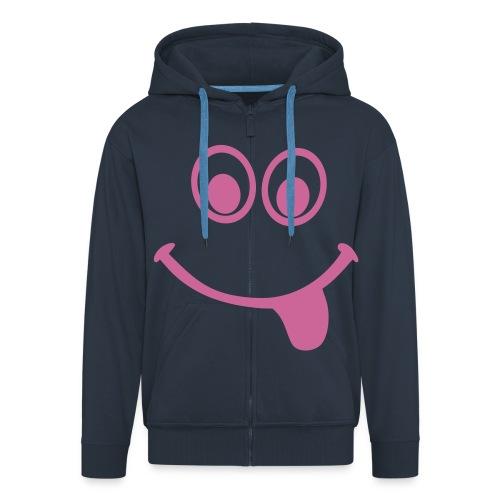 Smily hoody - Men's Premium Hooded Jacket