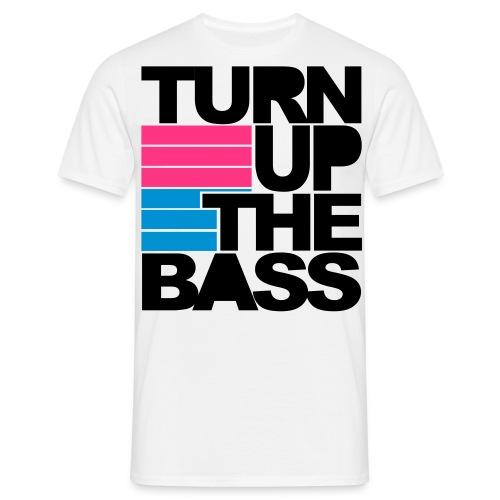Bass T-shirt - T-shirt herr